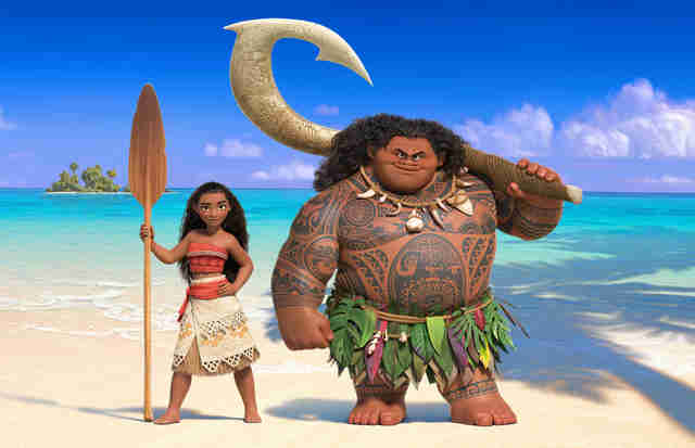 moana fall movies 2016