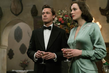 allied fall movies 2016