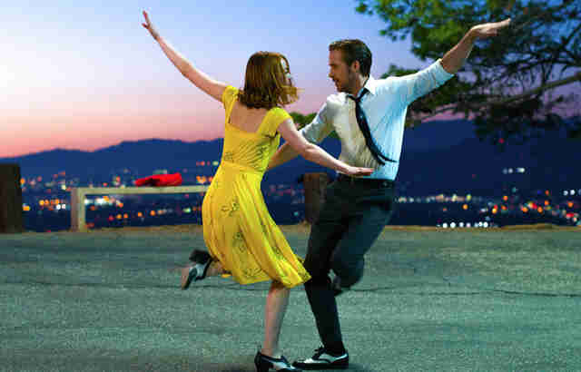 la-la land fall movies 2016