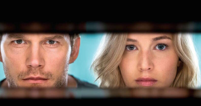passengers  fall movies 2016