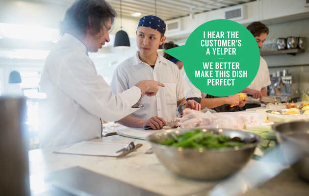 Things You'll Never Hear a Chef Say