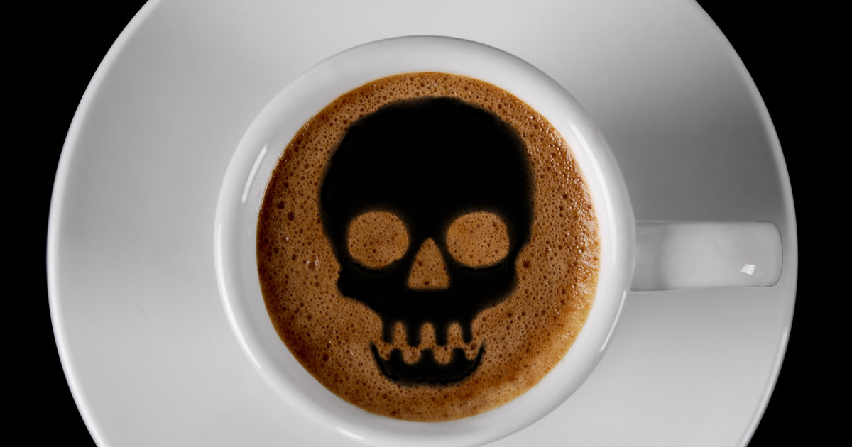 Asskicker Coffee Packs Nearly Half The Lethal Dose Of