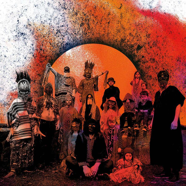 Goat Requiem Album art