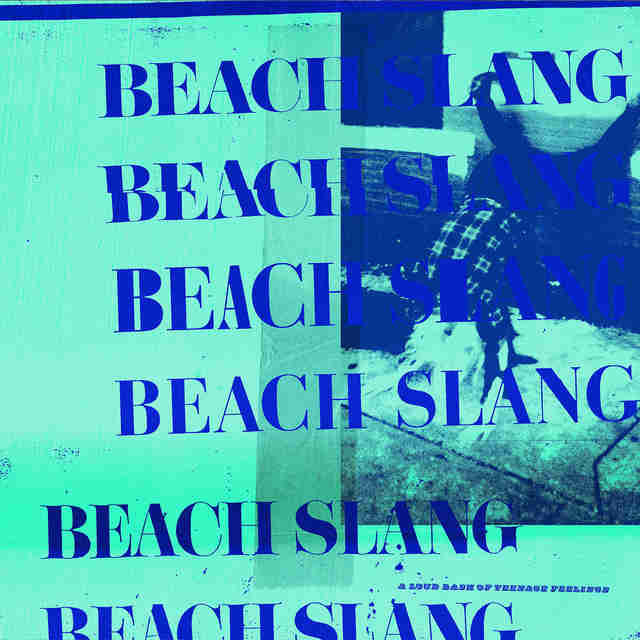 Beach Slang New Album Cover