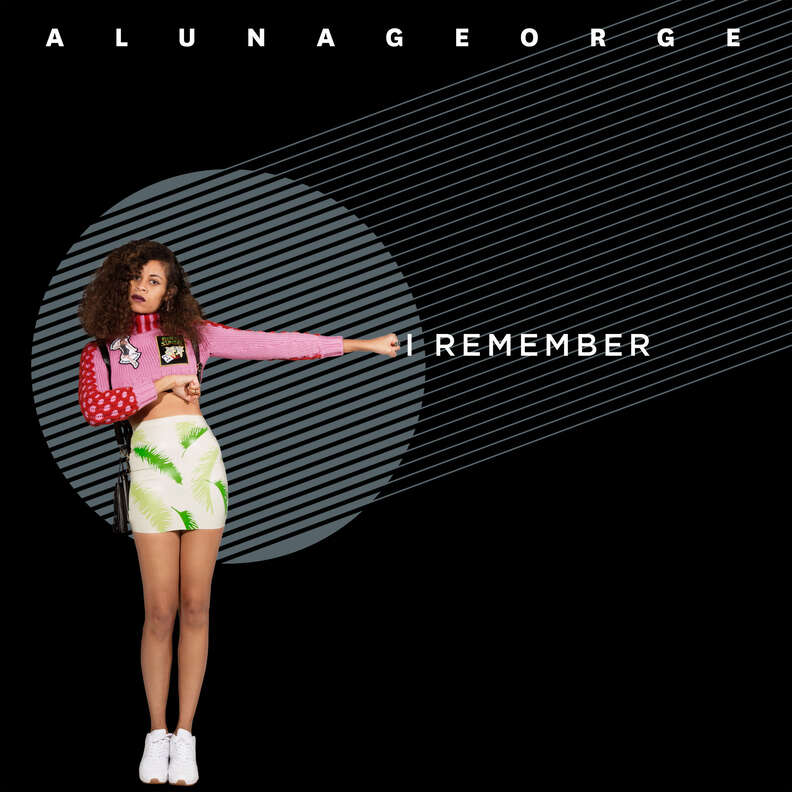 AlunaGeorge I Remember Cover