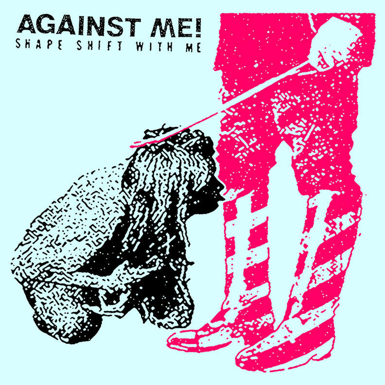 Against Me Shapeshift With Me Cover