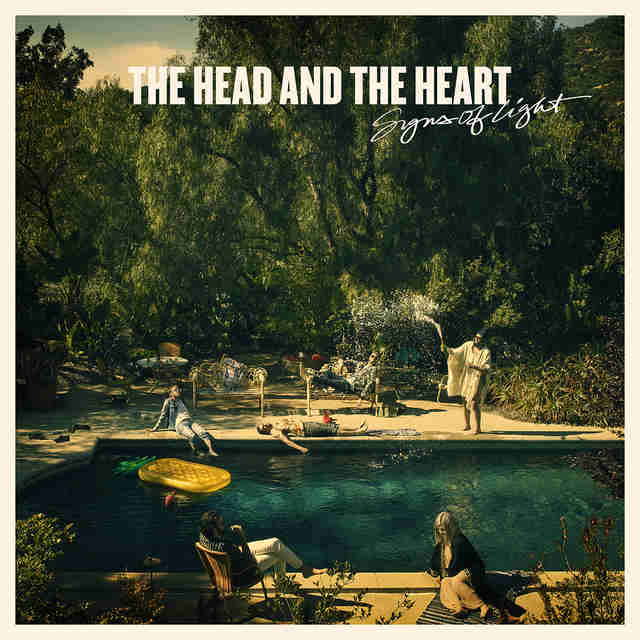 The Head and the Heart Album Cover