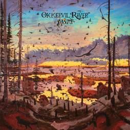 Okkervil River Away Album Cover