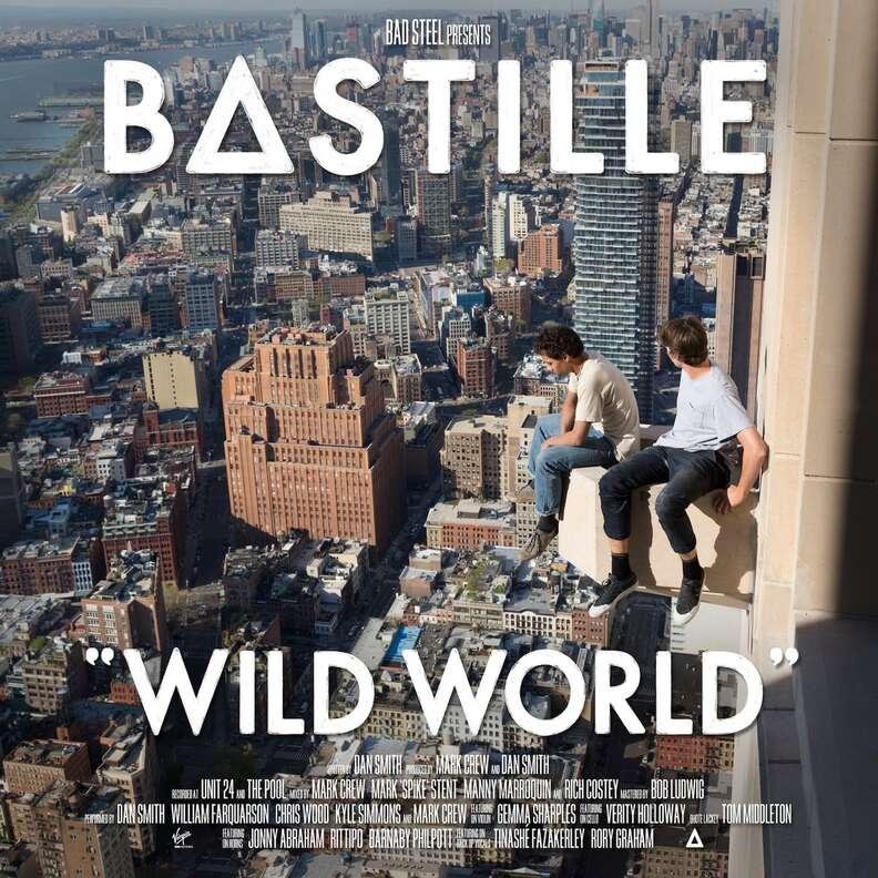 Bastille Wild World Album Cover