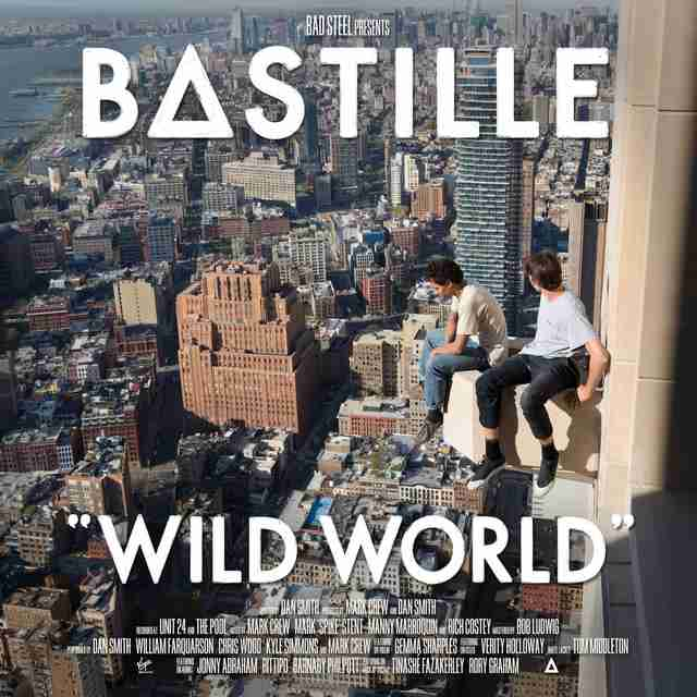 Bastille Wild World Album Cover