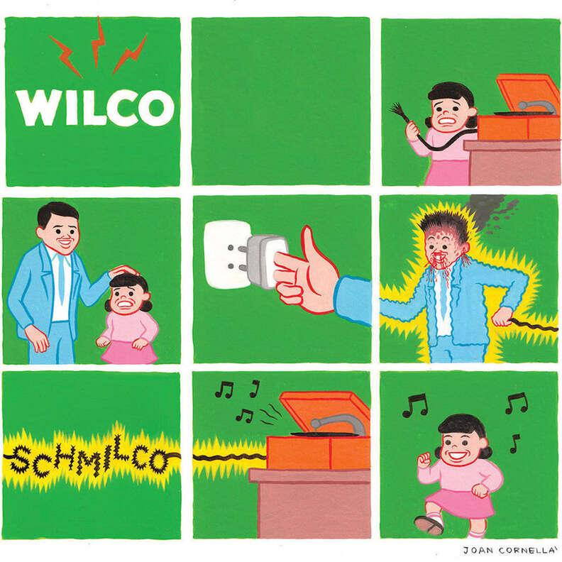 Wilco Schmilco Cover Art
