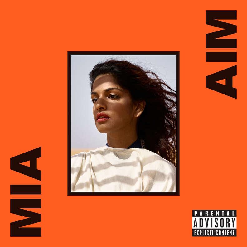 MIA Album Art AIM
