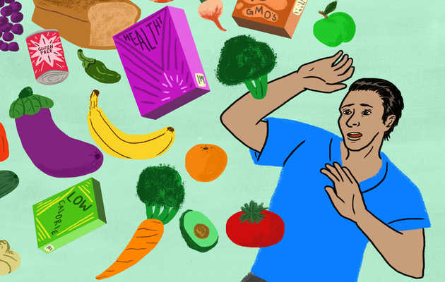 The Biggest Mistakes People Make When Trying to Eat Healthy