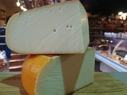Madame Fromage cheese