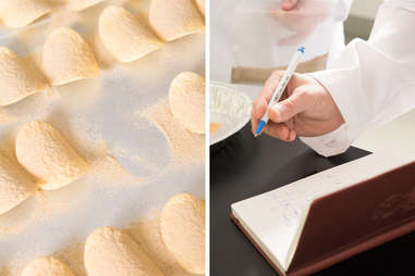 The Pringles Test Lab