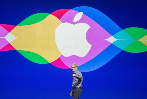 Tim Cook Apple announcement