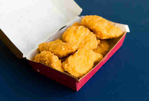 mcdonalds chicken nuggets