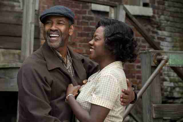 fences denzel washington fall movies 2016