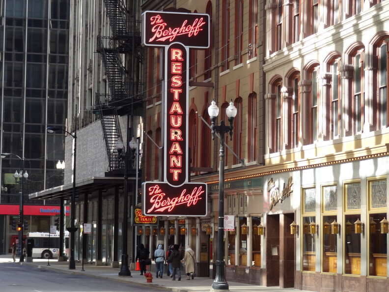 The Berghoff in Chicago