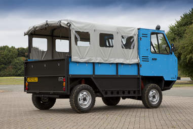 The GVT OX is the ultimate utilitarian vehicle