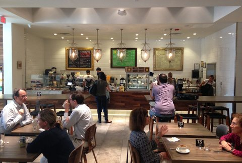 Cupitol Coffee Eatery A Chicago Il Restaurant