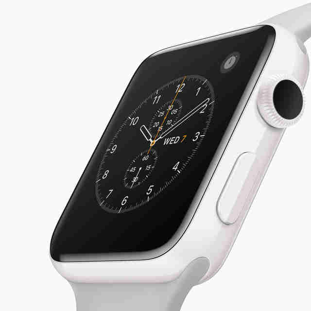 Apple Watch Edition ceramic