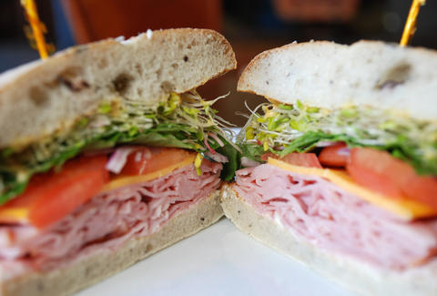 Great sandwiches 24/7 at West 109 Gourmet Deli in Morningside Heights