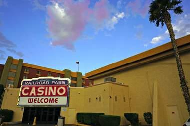 Railroad Pass casino
