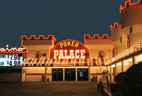 Poker palace bingo bbw solo