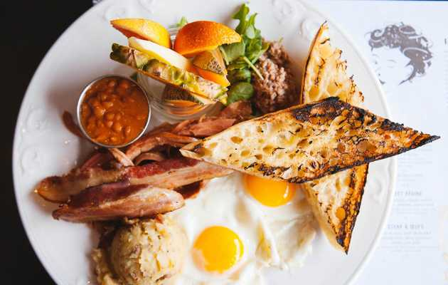 Montreal's Best Brunch Spots