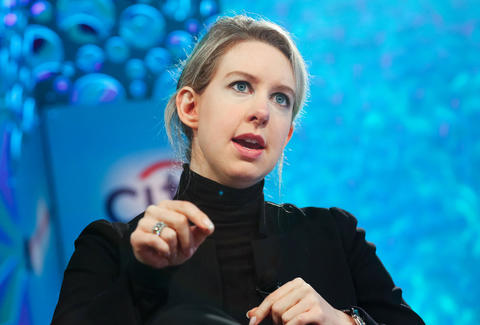Elizabeth Holmes Theranos fallout