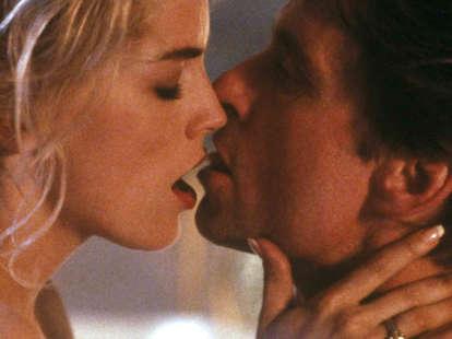 Basic Instinct Erotic Thrillers