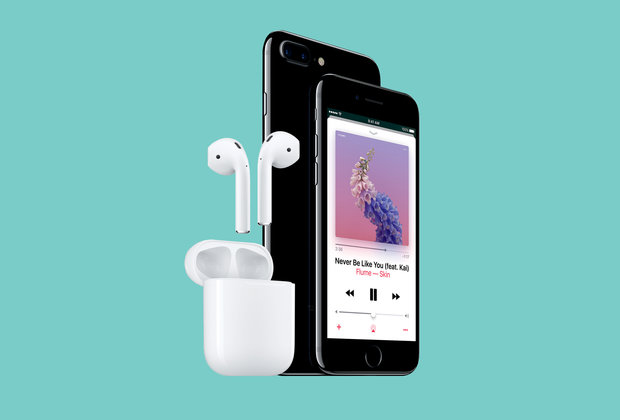 Apple's New 'AirPod' Wireless Headphones Are a Total Disaster