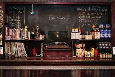 Capt. Foxheart's Bad News Bar & Spirit Lodge