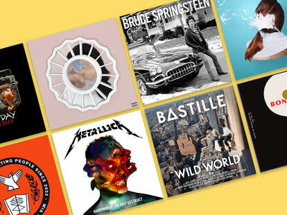 Thrillist Albums Fall Preview