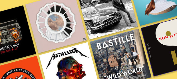 The 33 Albums That Will Power the Rest of Your Year