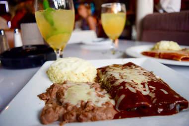 Enchiladas Casablanca