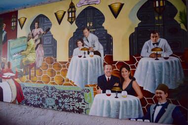 mural casablanca