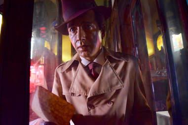 Bogart statue Casablanca
