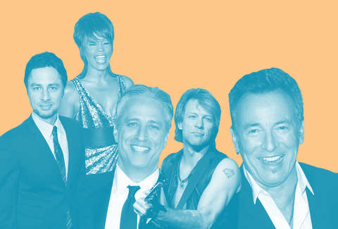 Best Celebrities From New Jersey Ranked By How Much They Love Nj