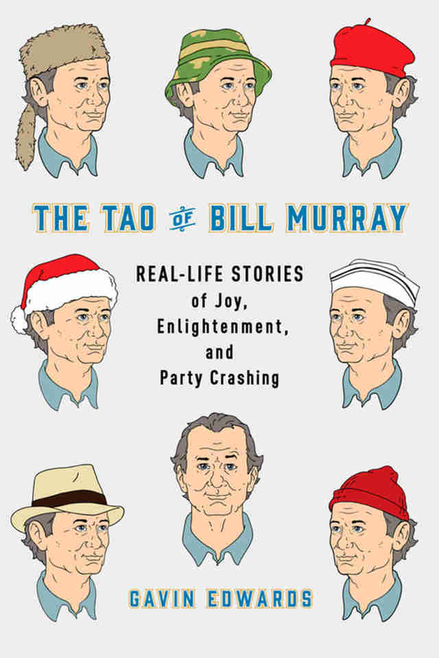 tao of bill murray book
