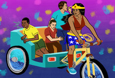 Austin's Pedicab Drivers Tell Their Worst and Weirdest Customer Stories