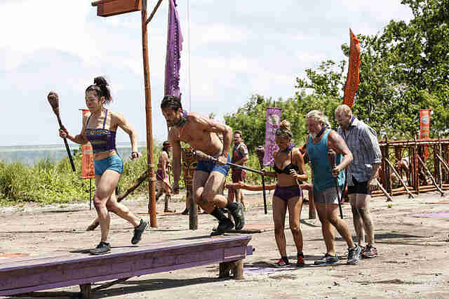 survivor generation x versus millennials cbs
