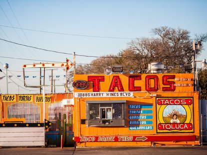 Dallas tacos