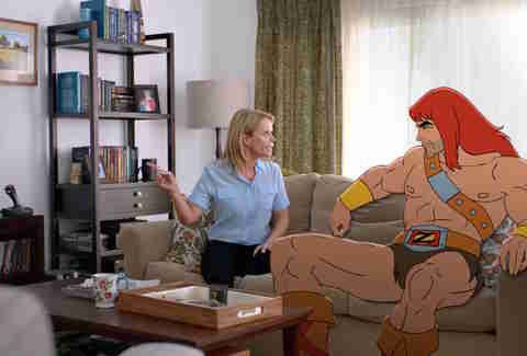 cheryl hines jason sudeikis son of zorn fox