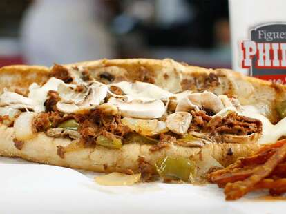 Best cheesesteaks in Los Angeles at Figueroa Philly Exposition Park