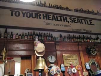 Emmet Watson Oyster Bar