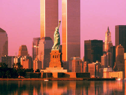 world trade center twin towers before september 11 attacks