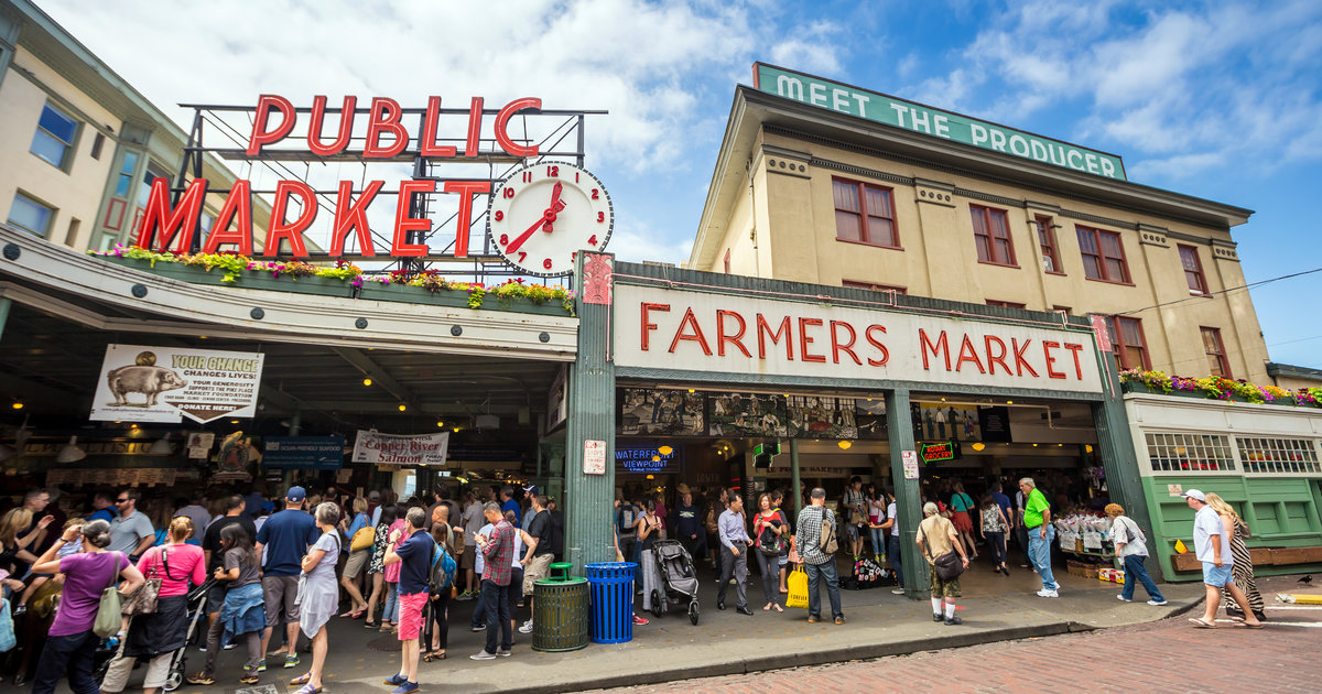 Pike Place Market's 50 Best Things to Eat & Drink - Thrillist