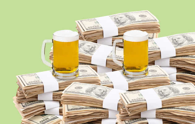 The People Who Make Your Beer Are Seriously Underpaid